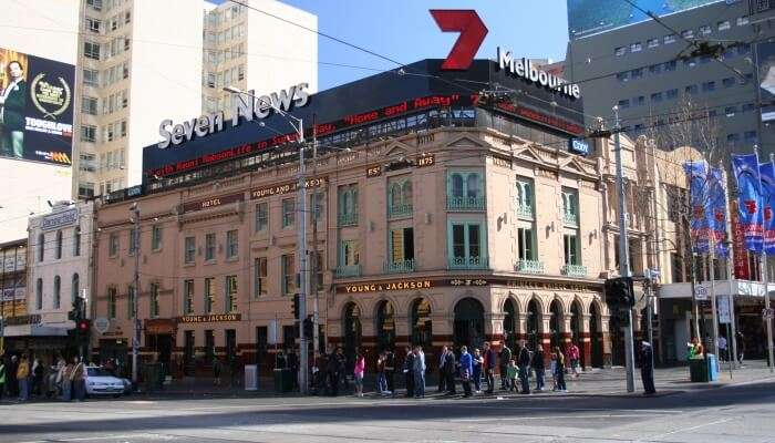 incredible pub culture of Melbourne