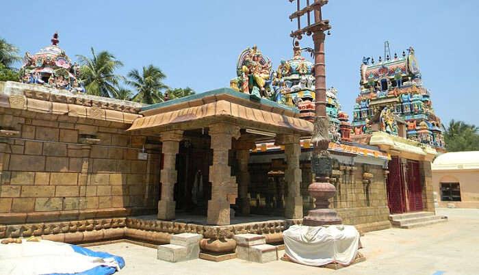 Murugan Temple in Ooty