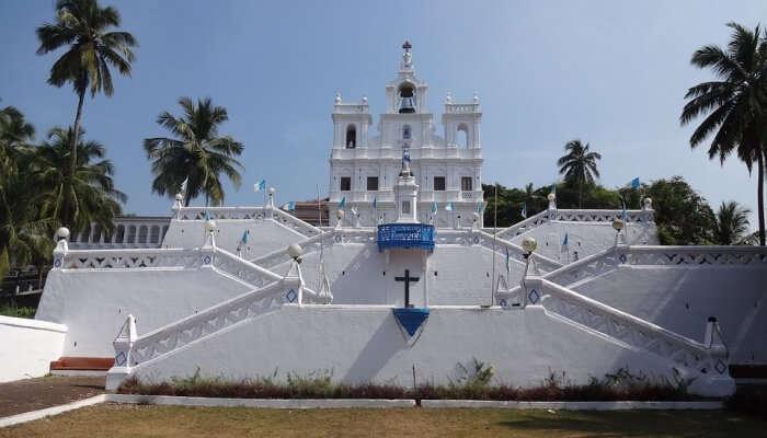 goa churches