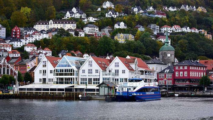 Fjord Cruise in Bergen
