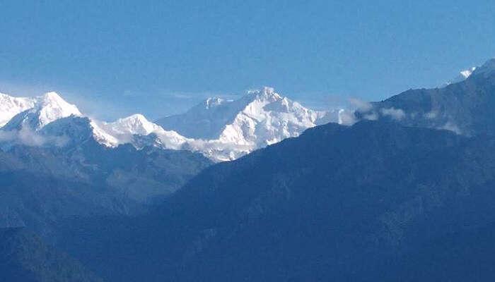 mountain climbing peak