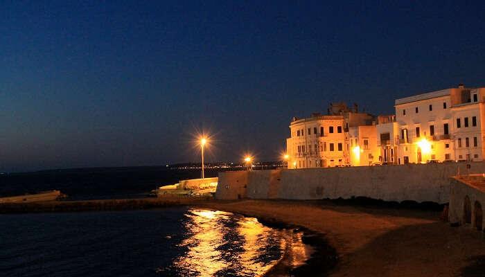 Gallipoli night