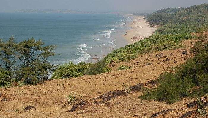 Ganpatipule Beach