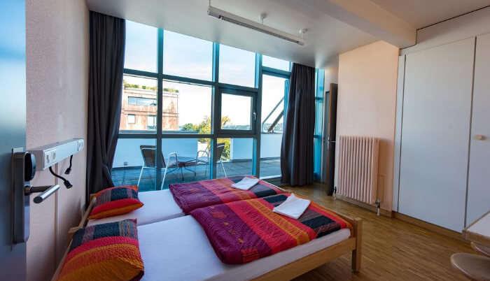 Airy Room of Hostel