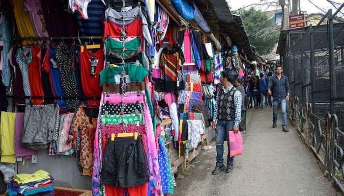 Tibetan Handicrafts Market, DaLHOUSIE