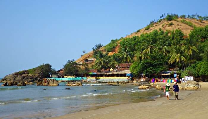 Gokarna in summer