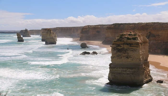 Great Ocean Road And The 12 Apostles