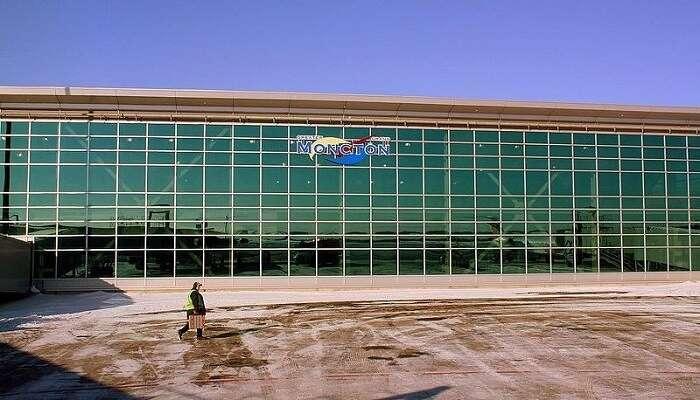 Greater Moncton Romeo LeBlanc International Airport