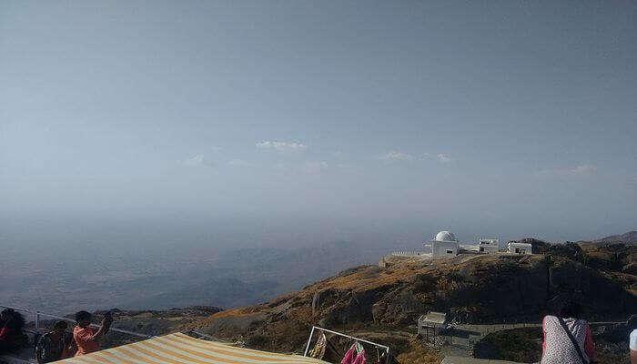 Guru Shikhar Peak