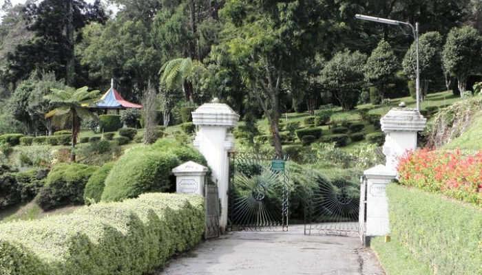 Hakgala Botanical Garden