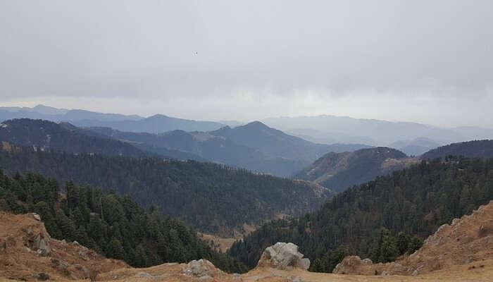 Dainkund Peak, dALHOUSIE