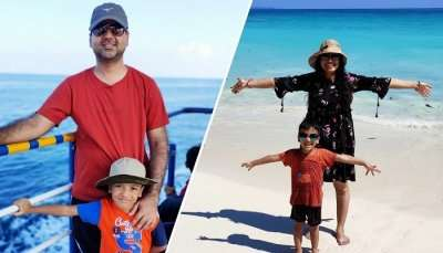 Hemant Family Trip To Andaman Cover