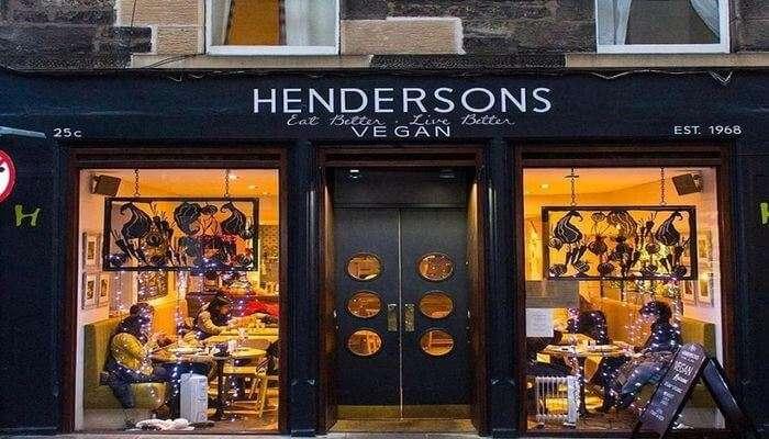 Hendersons Vegan Restaurant