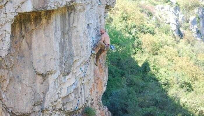 Hill Climbing activity, Kullu