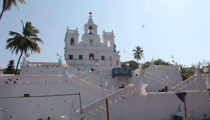 Holy spirit church Goa