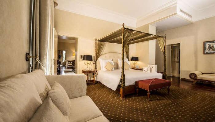 Quiet Bedroom
