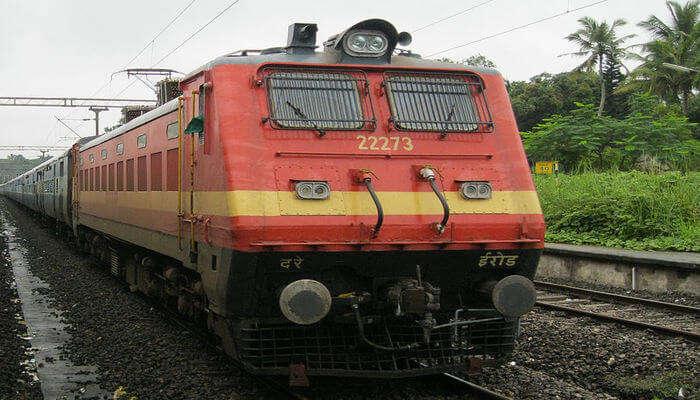 How To Book Delhi To Gangtok Trains Online