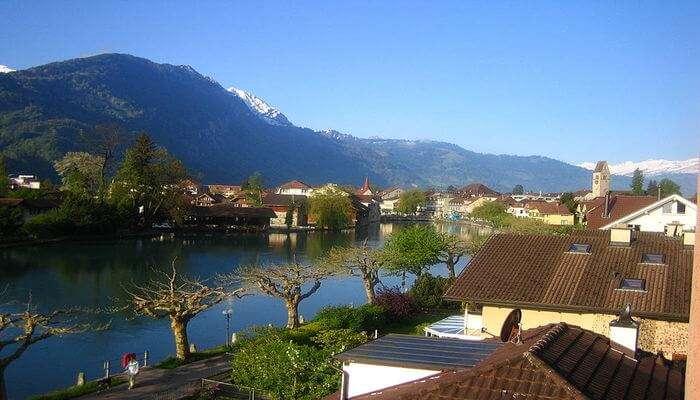 Interlaken - Paragliding And Bungee Jumping