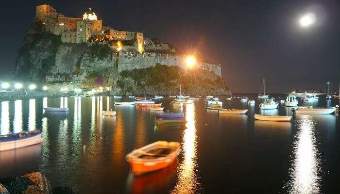 Ischia night