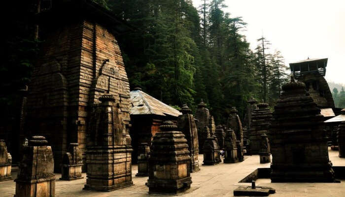 Spiritual Jageshwar Temple