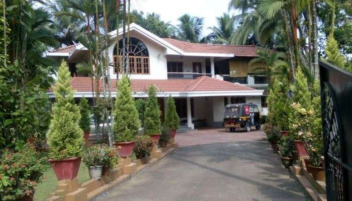 Jain's Villa is known to offer the best services