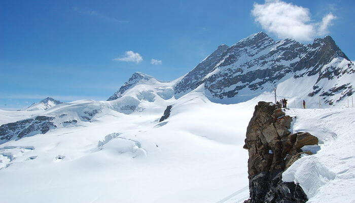 Jungfraujoch - Explore The Beauty