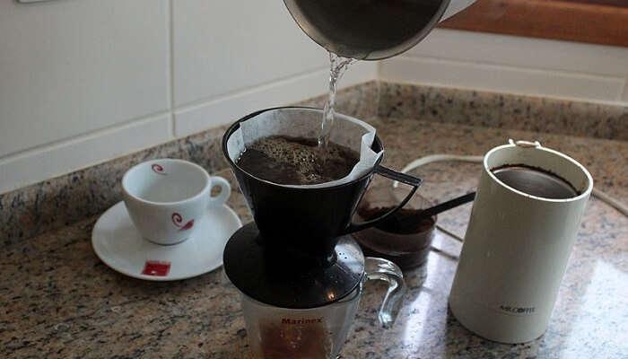 Junkyard Café
