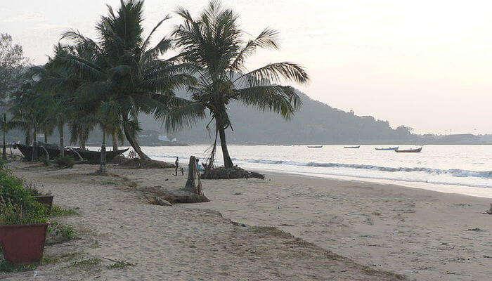 Karwar Beach View
