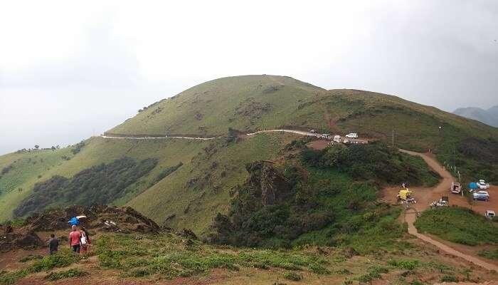Kavikal Gandi View Point
