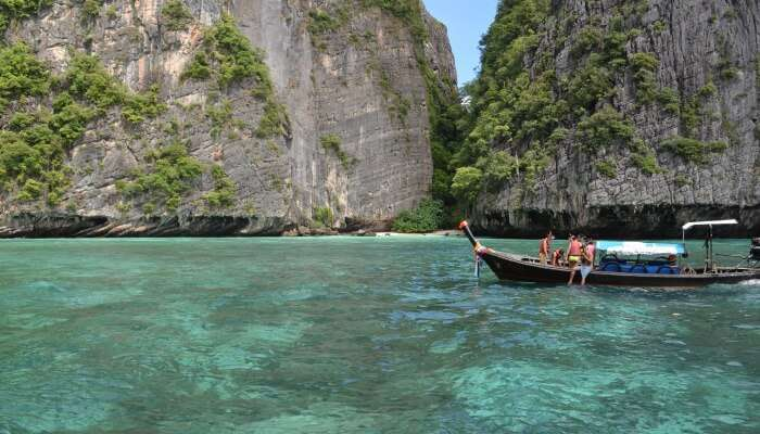 Kayaking in Phuket