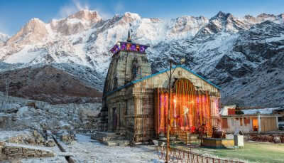 Kedarnath in summer