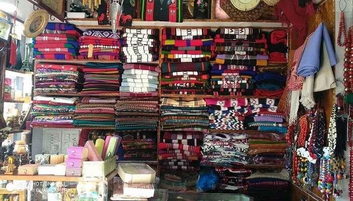 Khasi Emporium Shopping In Shillong