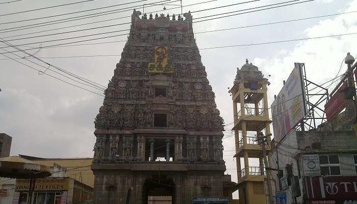 Kottai Mariamman Temple salem