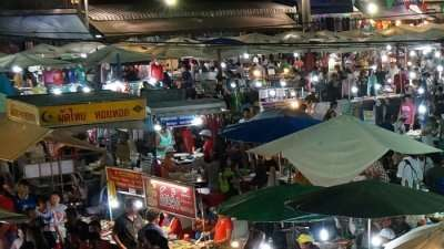 Krabi Weekend Night Market