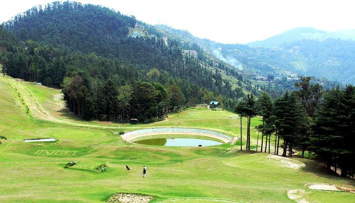 Kufri hills