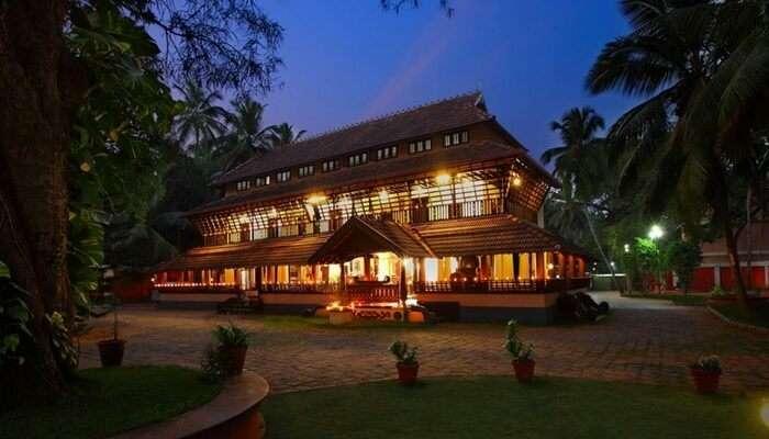 Kunnathur Mana Heritage Resort
