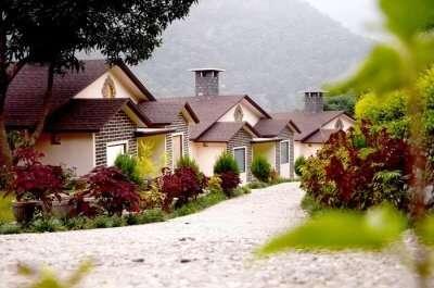 Resorts in Jim Corbett
