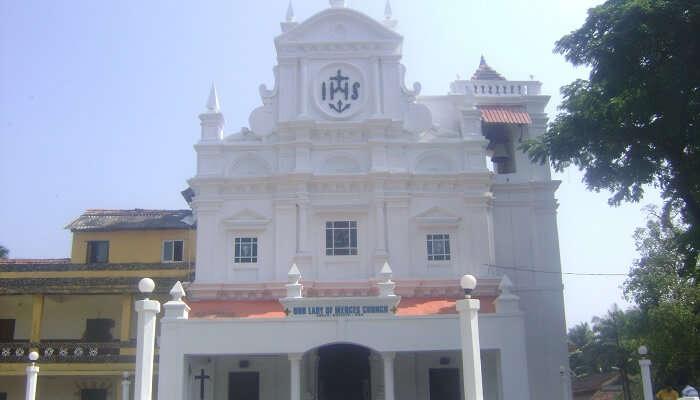 Lady of Merces church