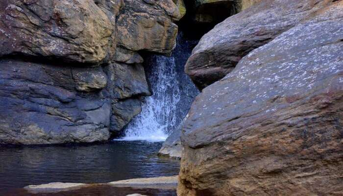 Beautiful Law's Falls in coonoor