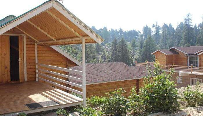 Luxury Wooden Cottage, Mukteshwar