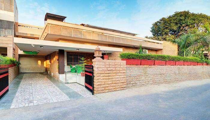 villa option to opt for in Jodhpur