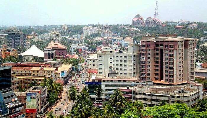 Mangalore City scene