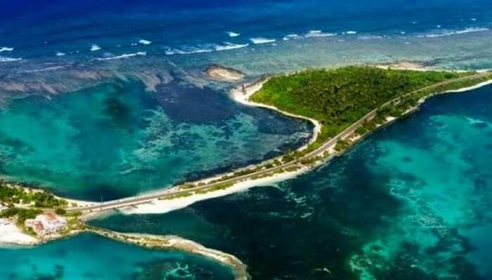 Maradhoo Island