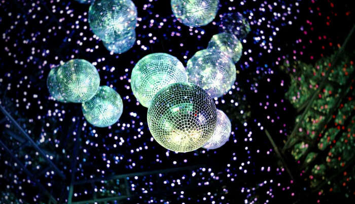Beautiful Lights in the Disco