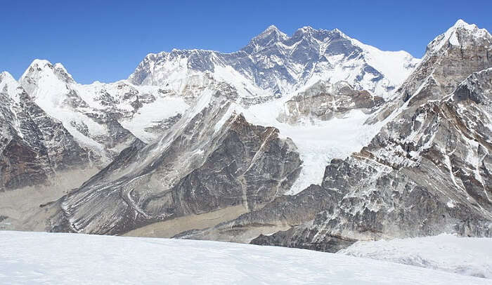best sites for mountaineering in Nepal
