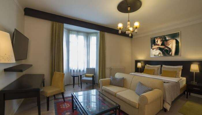 4 Star hotel in Serbia