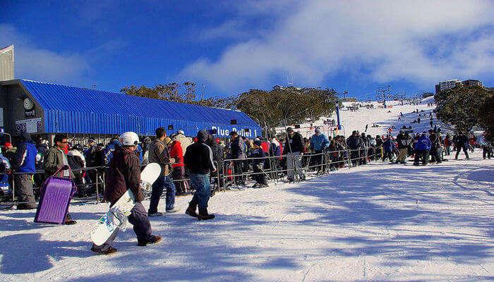 Mount Buller Snow Tour