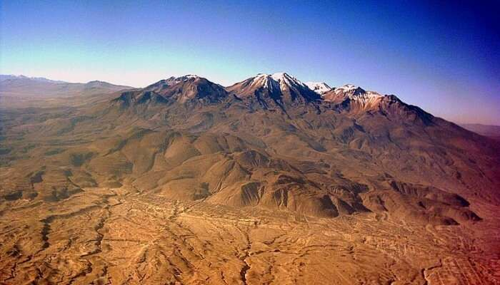 Mount Chanchani, Arequipa