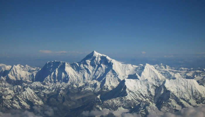 this mount everest in nepal