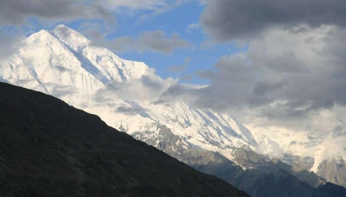 mount karakoram is the best
